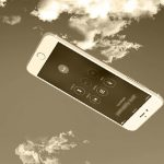 PHONE IS IN THE AIR